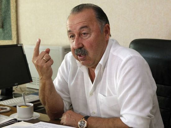 Газзаев назвал причины неудачного выступления сборной России на Евро-2020