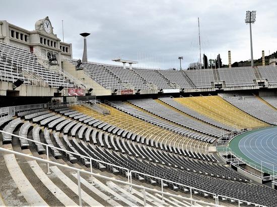 На церемонию открытия Олимпиады в Токио допустят менее тысячи зрителей
