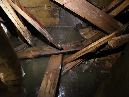 В Кирове проверят дом, который затопляет