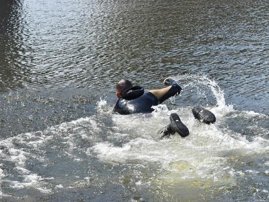 На Кокшаге в Йошкар-Оле утонул 35-летний мужчина