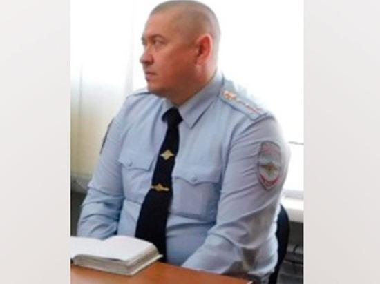 В Барнауле обнаружили обгоревший труп полицейского
