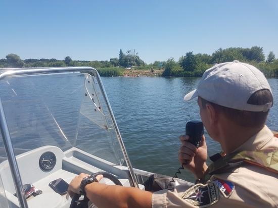 Курские спасатели усилили профилактическую работу на водоемах
