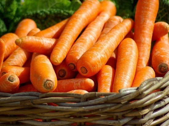 Причину резкого роста цен на морковь в Новосибирске назвали эксперты