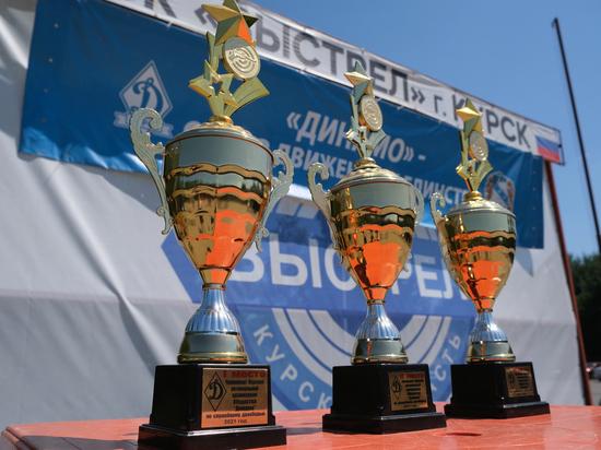 Курская команда Росгвардии стала призером чемпионата по служебному двоеборью