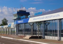 Пассажиропоток аэропорта