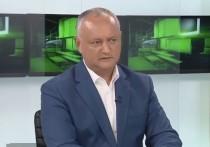 Игорь Додон: ПДС пусть разберется с кражей млрд, о которой забыли