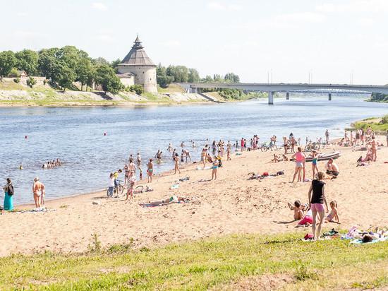 Очередной жаркий день прогнозируют в Псковской области 16 июля