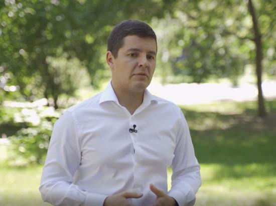 О поддержке молодых специалистов и развитие онлайна в округе рассказал глава Ямала