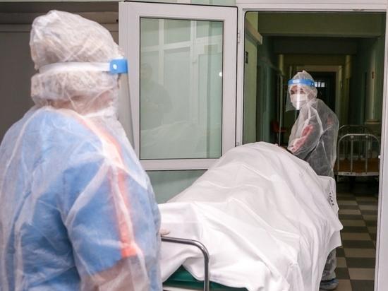В Дагестане от COVlD-19 умерло 53 человека