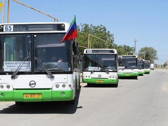 Из Ленинкента в Махачкалу теперь можно на автобусе