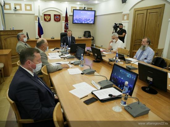 Алтайские власти предлагают включить край в проект по борьбе с глобальным потеплением