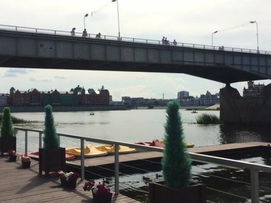 В Йошкар-Оле проводится проверка по утоплению мужчины в Кокшаге