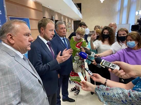 Утвержден список кандидатов от «Единой России» в краевое Заксобрание
