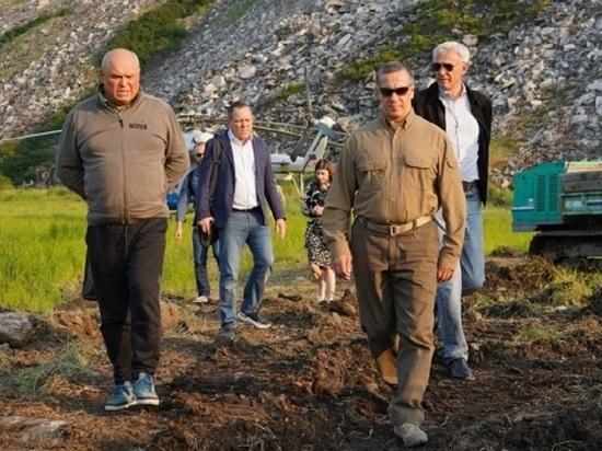 Юрий Трутнев: Остров Завьялова на Колыме станет точкой притяжения для туристов России