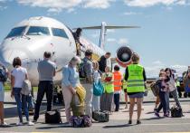 Вылет самолёта авиарейса Калининград-Псков задерживается на 7 часов