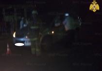 Пожилой водитель ночью в Тарусе сбил пешехода