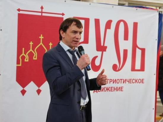 Депутат Законодательного собрания Свердловской области Андрей Гориславцев вышел из фракции «Единой России»