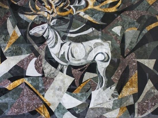 Уникальную флорентийскую мозаику изготовили в Алтайском крае