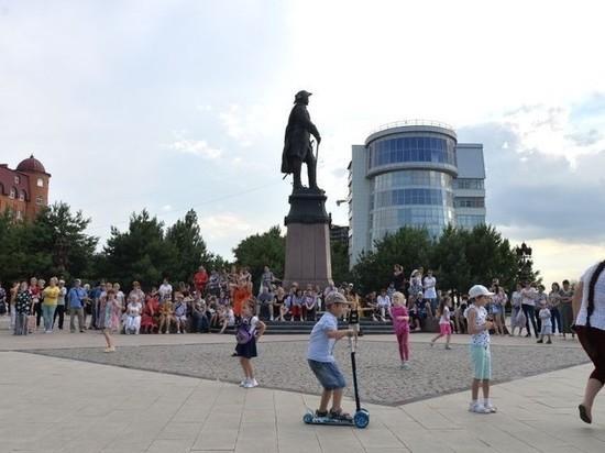Астраханцев приглашают на  «Русские вечёрки»
