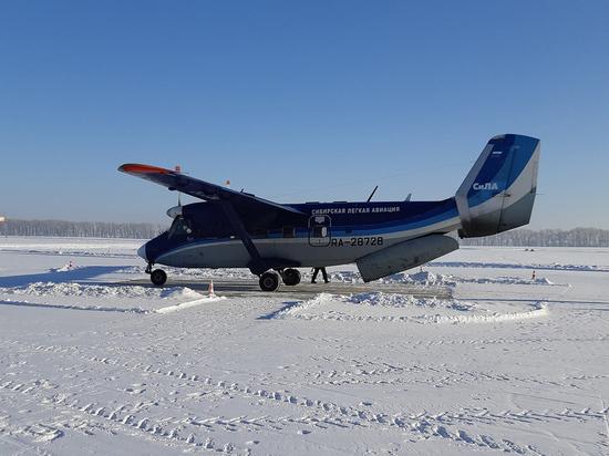 Самолёт Ан-28 авиакомпании «Сила» Кедровый – Томск пропал с радара