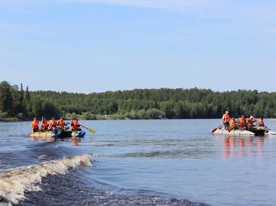 Молодежь Сургутского района отправится в антинаркотический сплав по реке