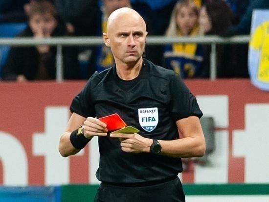 Карасев рассказал об эпизоде с удалением де Лигта в матче Нидерланды – Чехия