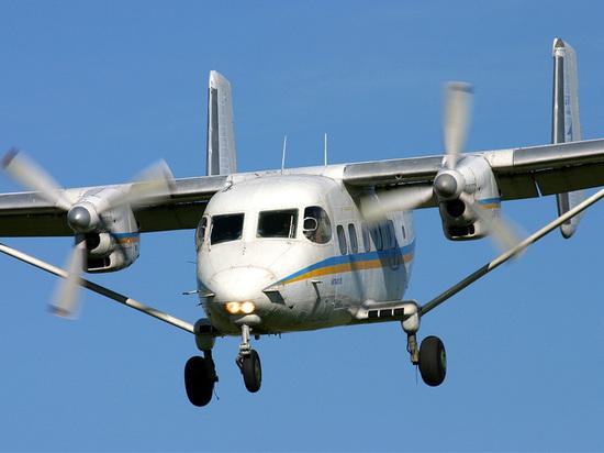 Все находившиеся в пропавшем над Томской областью Ан-28 выжили после жёсткой посадки