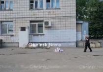 Установлена личность мужчины, выпавшего из окна больницы в Обнинске