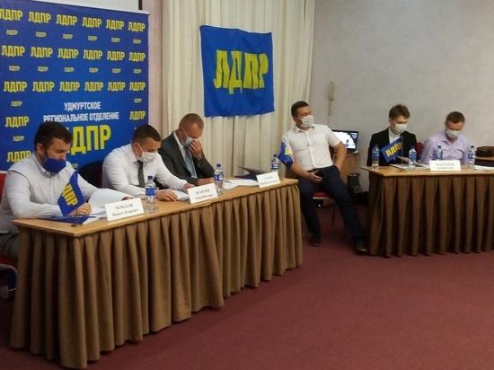 На выборах в Удмуртии партия выставила свыше 600 кандидатов