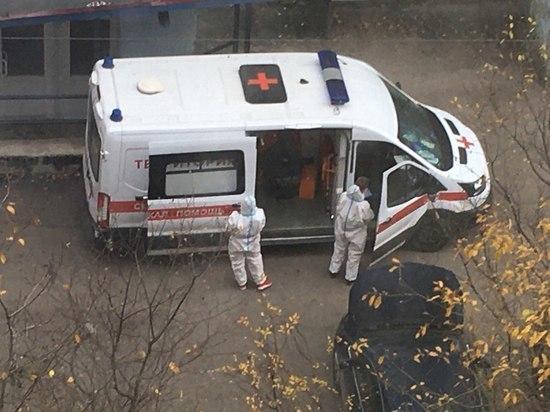 В центре Мурманска вновь развернут ковидный госпиталь