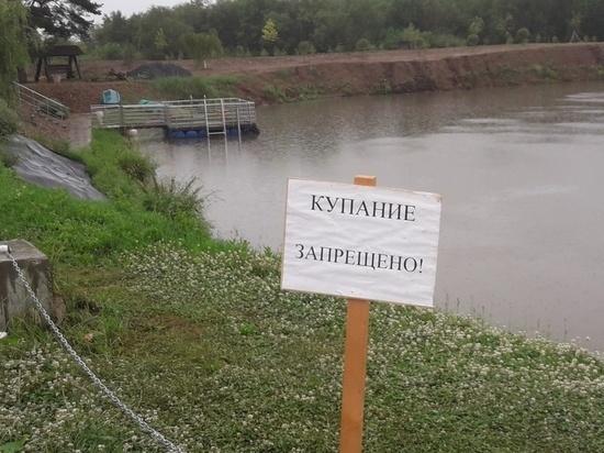 В Кирове устанавливают на местах купания таблички
