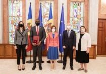 Награда Молдовы нашла заокеанского «героя»