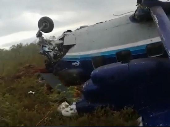 Пилот Ан-28 описал вероятное развитие ситуации на борту упавшего самолета