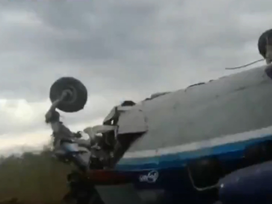 Военный летчик оценил чудесное спасение Ан-28: «Везучесть пилотов»