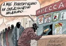 Влад Батрынча: Не надо превращать Конституцию в служанку