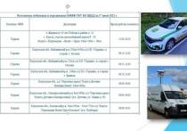 Опубликованы места камер фиксации нарушений на калужских дорогах на 17 июля