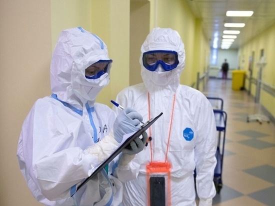 В Кировской области наименьший прирост заболеваемости COVID-19
