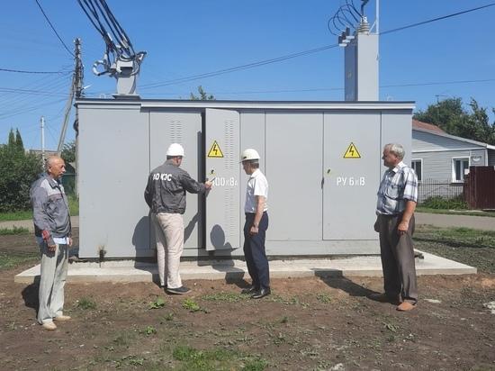 В Курске завершается переключение на новую подстанцию потребителей со Степных переулков и Кукуевки