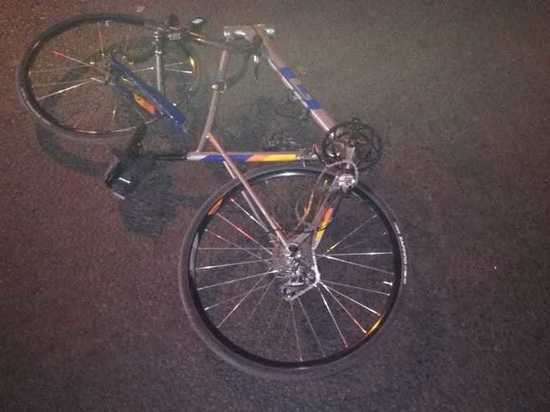В Твери велосипедист получил серьезный перелом в ДТП
