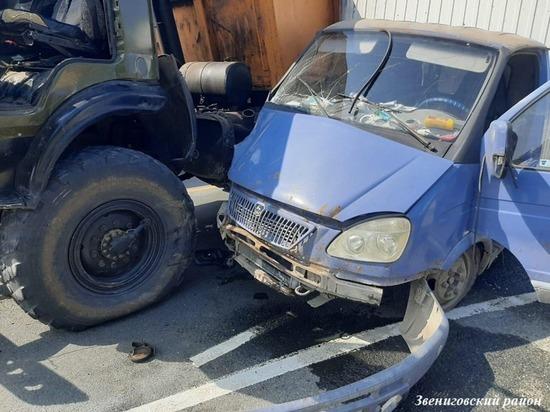 В Марий Эл 4 человека пострадали в ДТП в местах проведения дорожных работ