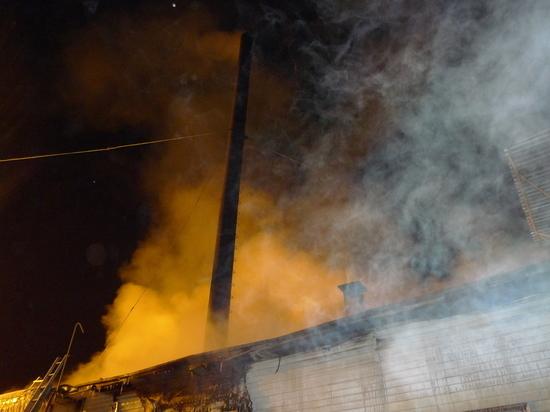 Житель Марий Эл подозревается в поджоге пилорамы