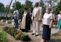 Депутат Николай Валуев прибыл в Псковскую область