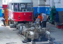Во Владикавказе модернизуют трамвайный парк