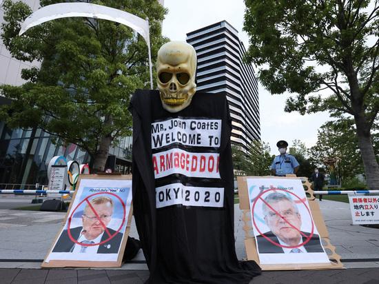 Все штаммы в гости к нам: в Токио ненавидят президента МОК Томаса Баха