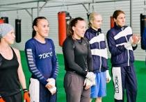 Женская сборная России по боксу едет в Японию из Бурятии