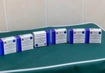 В воскресенье Псковская область получит очередную партию вакцины от COVID-19