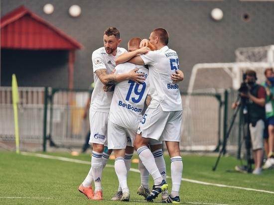 «Оренбург» вышел на первое место ФНЛ, обыграв ФК «Металлург»