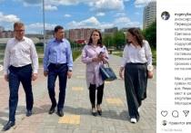 17 июля губернатор Свердловской области Евгений Куйвашев посетил с рабочим визитом Первоуральск