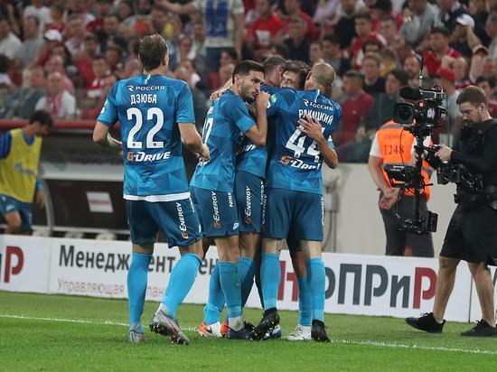 Скучно они не умеют: «Зенит» завоевал Суперкубок