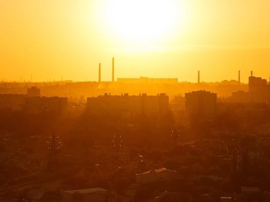 Синоптики рассказали, когда в Волгограде спадет 40-градусная жара